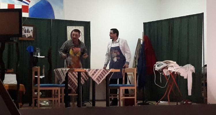 """U Kloštru Podravskom održana predstava """"Urota"""""""