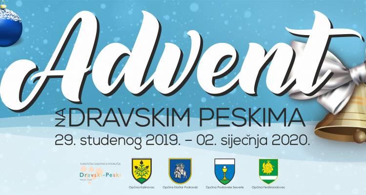 Program Adventa na Dravskim peskima