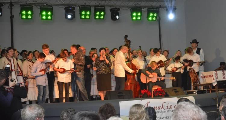 Svečano obilježena proslava 100. obljetnice rođenja legende Podravske glazbe - Blaža Lengera