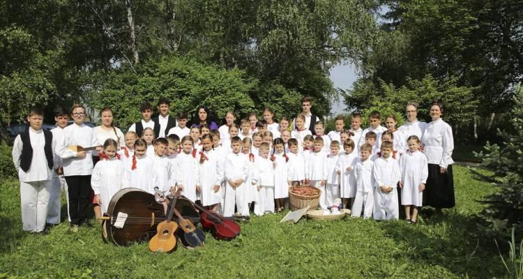 U nedjelju 16. Županijska smotra dječjeg folklora u Kalinovcu