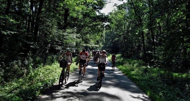 Sezona biciklizma je počela - upoznajte naše područje koristeći Vision one mobilnu aplikaciju