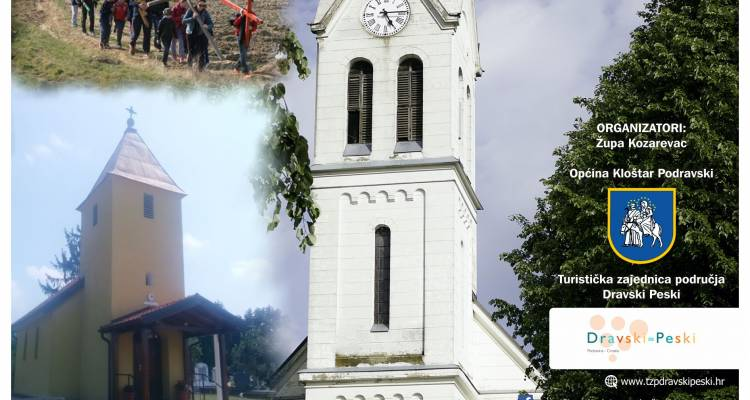 NAJAVA  8. Križni put Župe Kozarevac