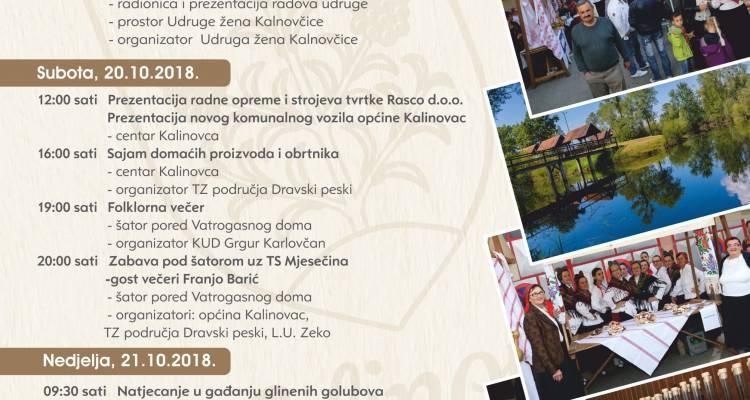 Lukovo v Kalnovcu 2018.