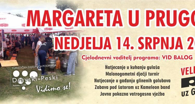 [LJETO NA DRAVSKIM PESKIMA] Proslava blagdana Sv. Margarete u Prugovcu