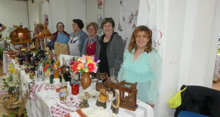 U Kloštru Podravskom održan Sajam starina i domaćih proizvoda