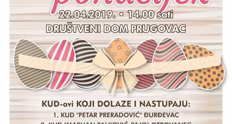 """NAJAVA 25. Smotra folklora """"Vuzmeni pondeljek"""" u Prugovcu"""
