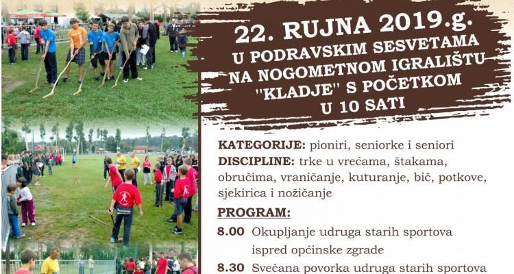 [NATJECANJE] 50 godina starih sportova u Podravskim Sesvetama