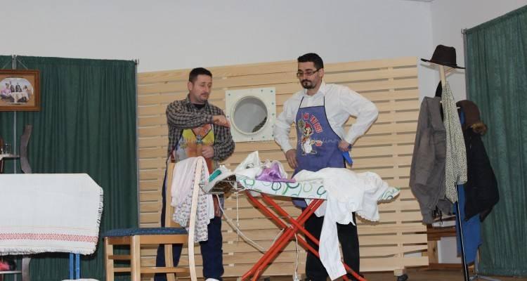 """NAJAVA Predstava """"Urota"""" u Podravskim Sesvetama"""