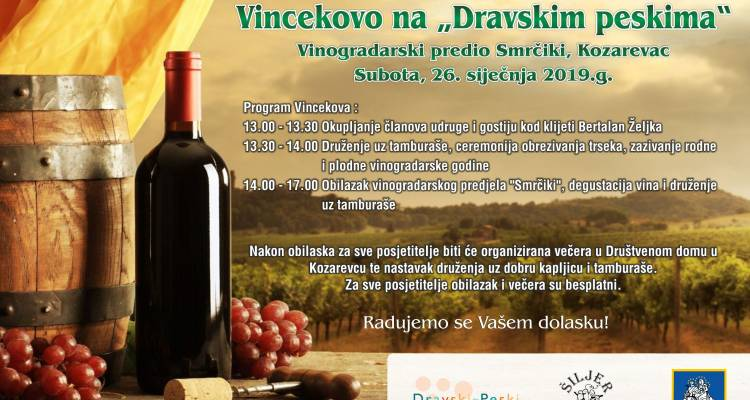 Vincekovo na Dravskim peskima